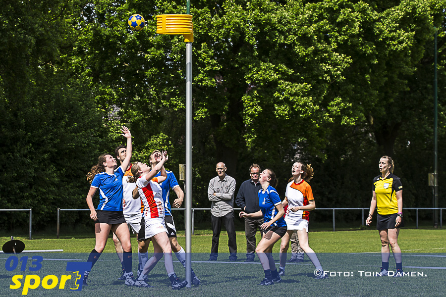 BERKEL - ENSCHOT - OJC'98 1 - Hebbes 1 20-05-2017. Korfbal, Sportpark de Rauwbraken.