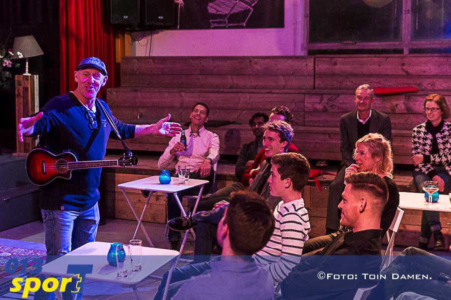 TILBURG - Presentatie Runteam van Hest, Theater De boemel 21-12-2017.