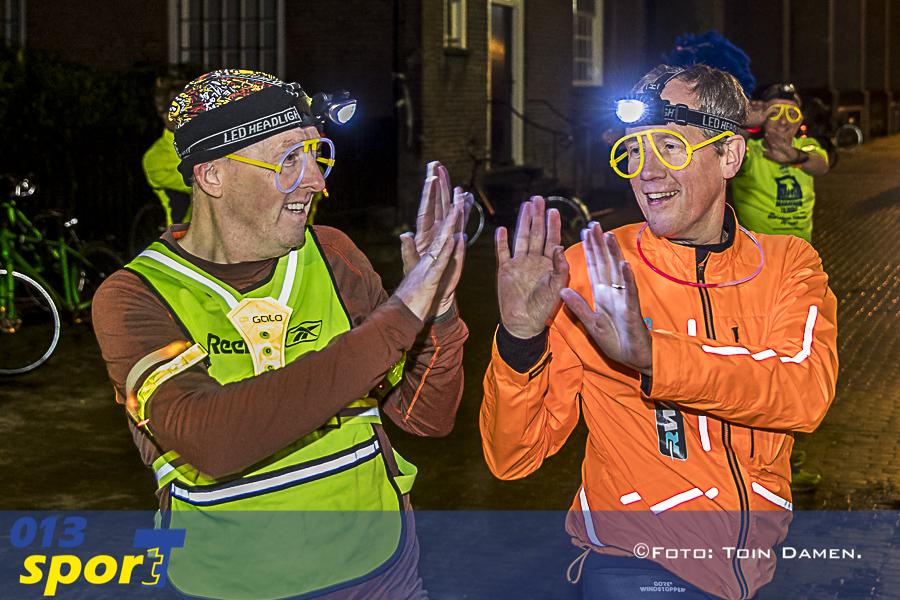 TILBURG - Marathon Tilburg New Years Run 05-01-2018. Atletiek, Runnersworld. Jacques Kusters.