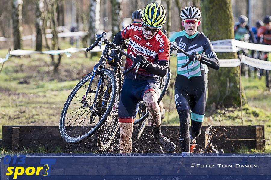 TILBURG - NSK Veldrijden, TWC Pijnenburg 21-01-2018. Rings.