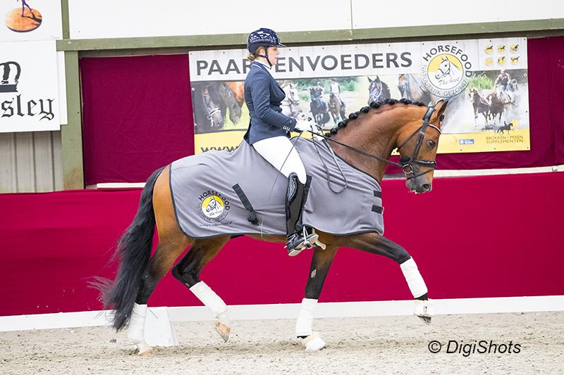 Magermans Eekhof M-Incredible, winnaars 5 jr