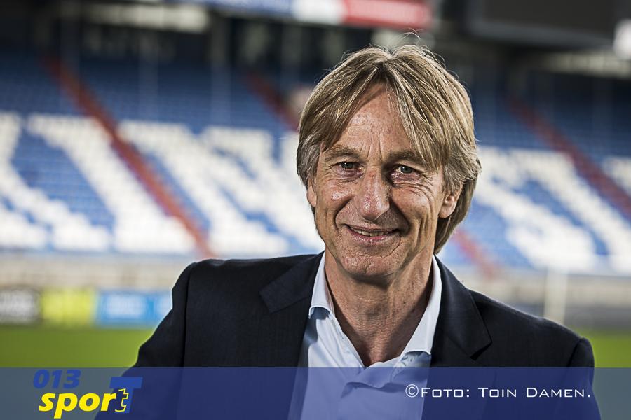 TILBURG, 22-05-2018 , koning Willem II stadium, season 2017 / 2018, Dutch Eredivisie. Presentation new headcoach of Willem II, Adrie koster.