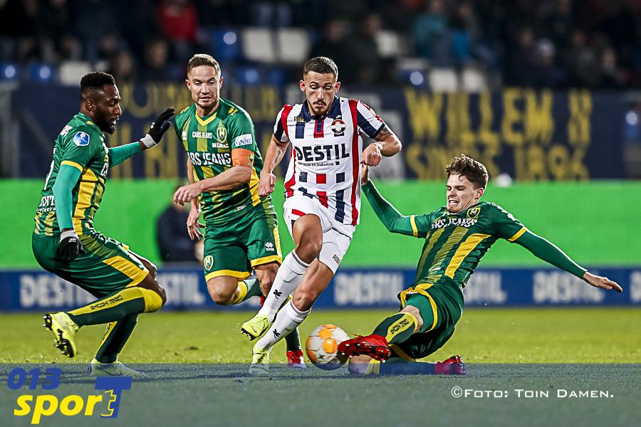 Ado   Willem Ii: Willem II Verliest Van Effectief ADO: 0-3