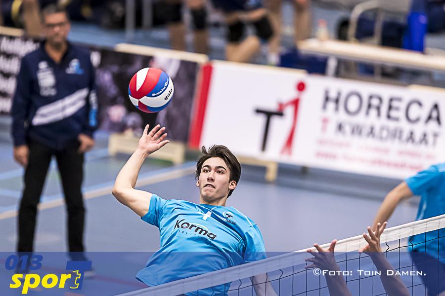 17112018 Volley Tilburg H1 - NTC Vastgoed Donitas 03