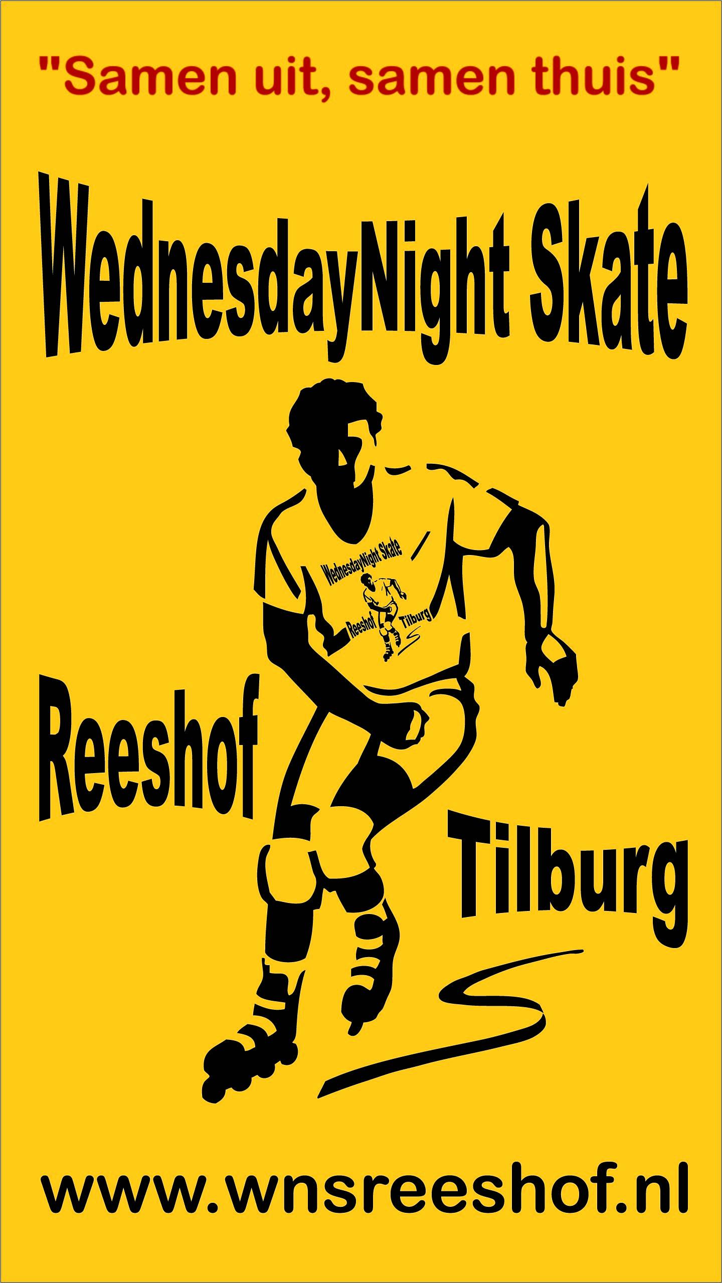 Wednesday Night Skate Reeshof